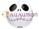 """Фольгированный шар """"3D Джек Скеллингтон"""""""