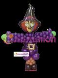 Ведьма из шаров