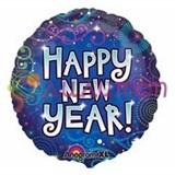 """Фольгированный шар """"Happy New Year"""""""