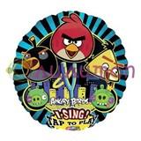 "Поющий шар ""Angry Birds"""