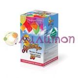 Баллончик с гелием + 50 шариков