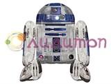 Ходячий воздушный  шар Робот R2D2