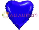 """""""Голубое сердце"""" 45 см"""