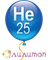 Гелий 25 литров - фото 8841