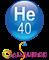Гелий 40 литров - фото 8845